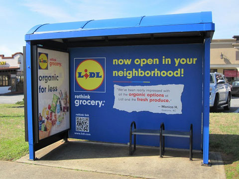 InSite Wraps Up Lidl in Atlanta
